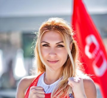 Христина Глушкова
