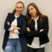 Yuliya Yaremchuk and Sofya Kozachenko